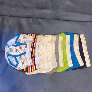 Bundle of toddler underwear 2-3t